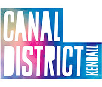 Canal District Kendall Square Logo
