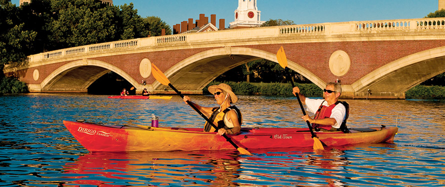 Boston: Allston/Brighton Paddle Boston Rentals