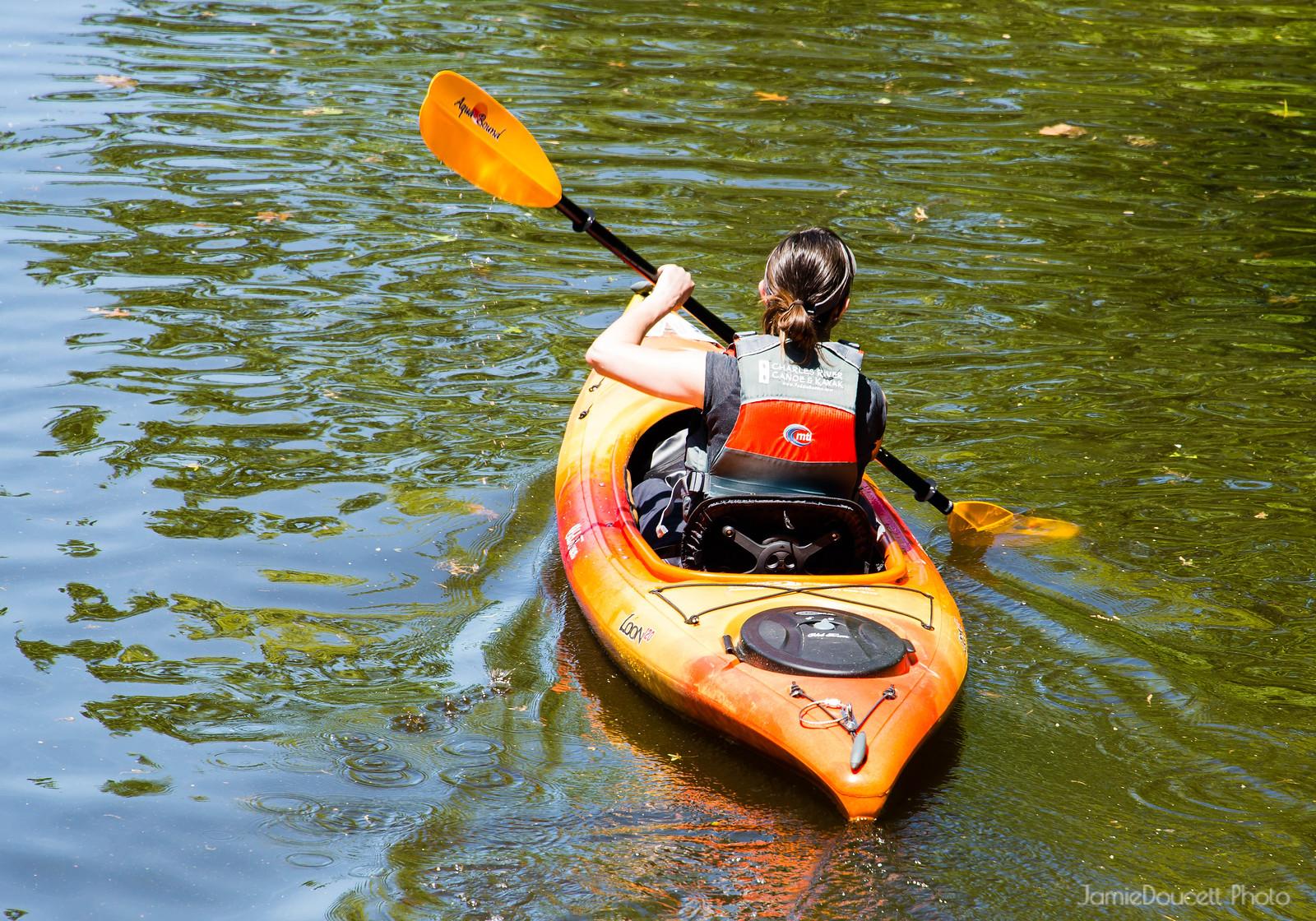 Paddle Boston Mystic River