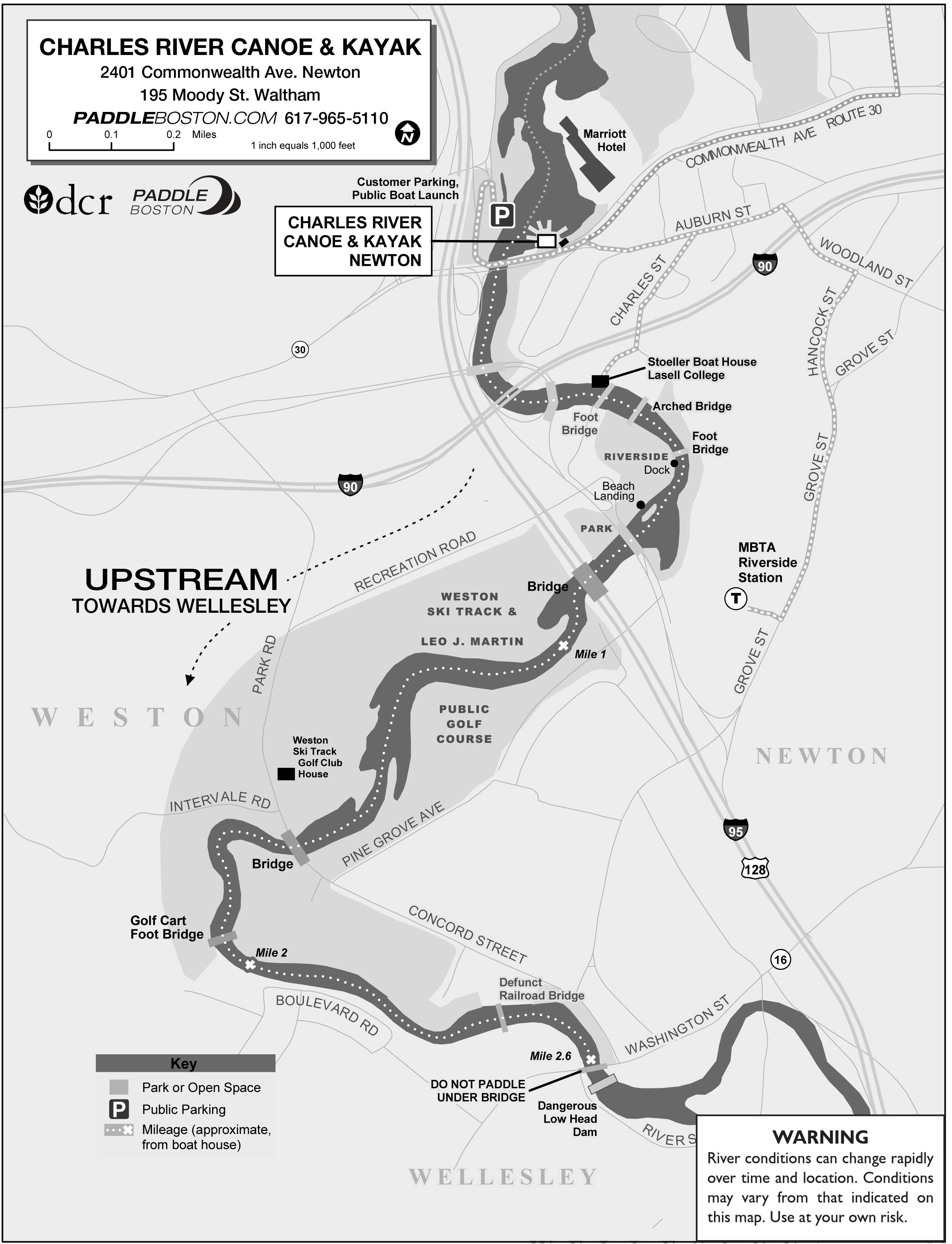 2015walthampaddlingmap1