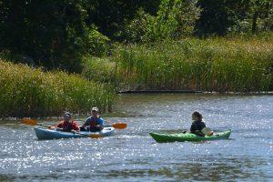 Saugus Iron Works Kayak Tour