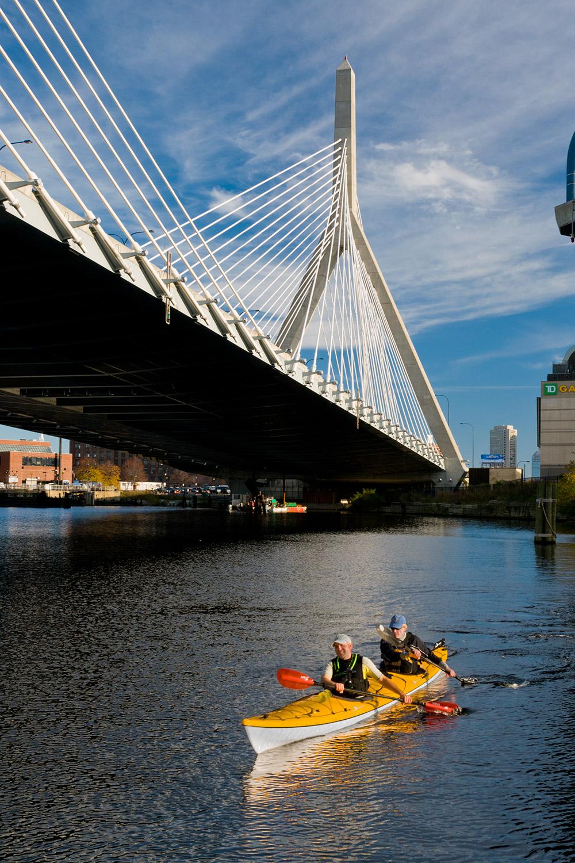 Charles River Locks Tour