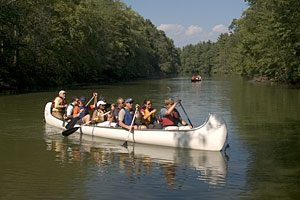 10 person Canoe