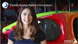 Safety video and link to waiver